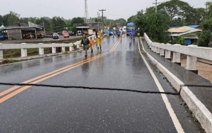 More nat'l roads closed due to 'Maring'