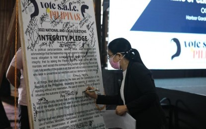Comelec sets rules for 'last minute' COC filers