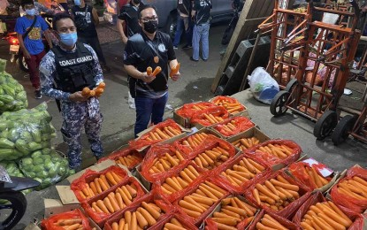 P4.75-M smuggled agri products seized in Tondo
