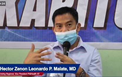 PhilHealth-12 settles P1.159-B claims from GenSan hospitals