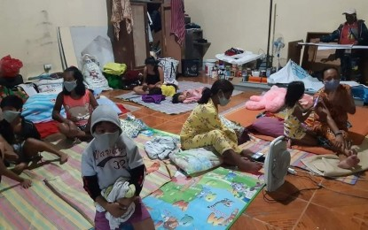'Maring' displaces 478 families in 3 regions