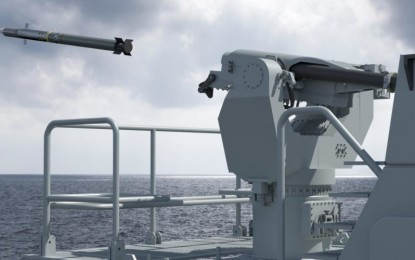 AFP boosts air defense with Mistral 3 surface-to-air missile
