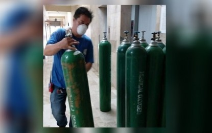 NTF forms oxygen command center, standby medical teams