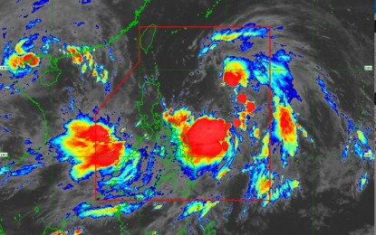 9 areas placed under TCWS No. 1 due to 'Maring'
