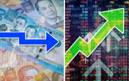 Stocks recover on risk-on sentiments; peso nearly flat