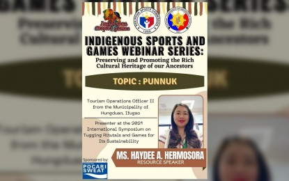 PSC celebrates IP month with webinar on indigenous sports