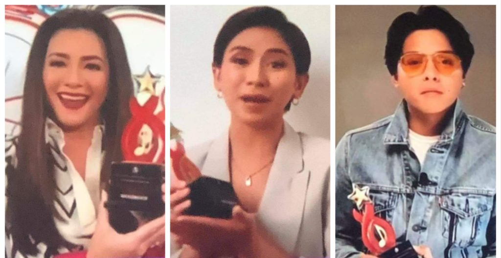 12th PMPC Star Awards for Music hails Regine Velasquez, Daniel Padilla as Recording Artists of the Year