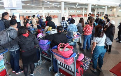 DFA brings home 78 Pinoys home from Cambodia, Myanmar