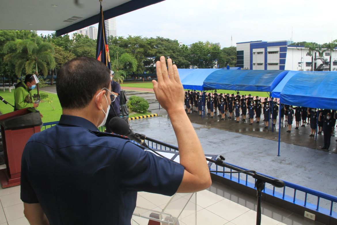 PNP welcomes 117 new technical service officers