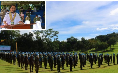 161 new JPST peacekeepers deployed in BARMM