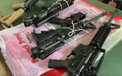 State forces arrest 5 for gun-running attempt in Maguindanao